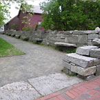 Salem Witchcraft Memorial