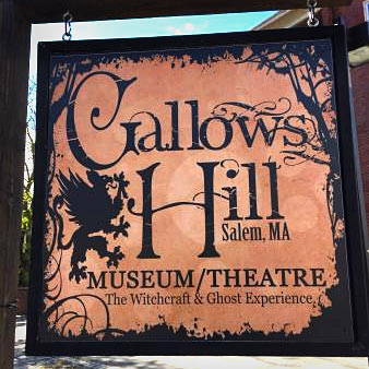 Gallows Hill Museum Theater