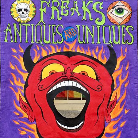 Freaks, Uniques & Antiques